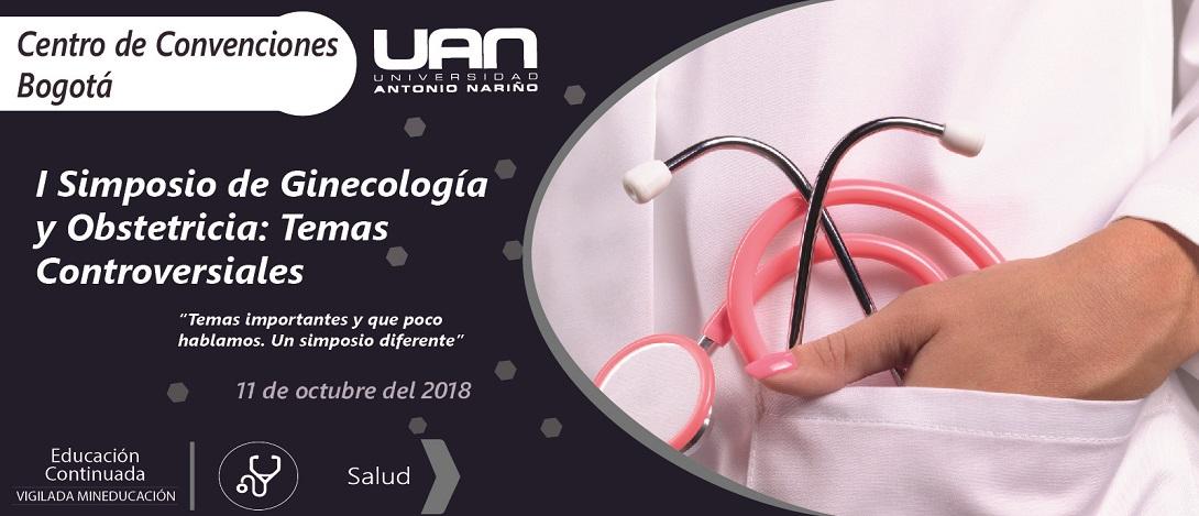 I Simposio de ginecología y obstetricia - Centro de convenciones